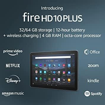 Amazon FireHD 10 Plus