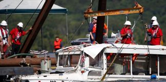 Boats' Collision on Gaia Lake Results in One Dead and 6 Injured