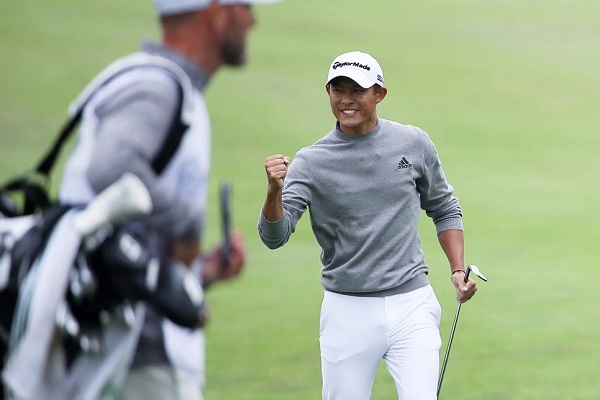 Collin Morikawa becomes the first man to win PGA Championship and British Open on his debut
