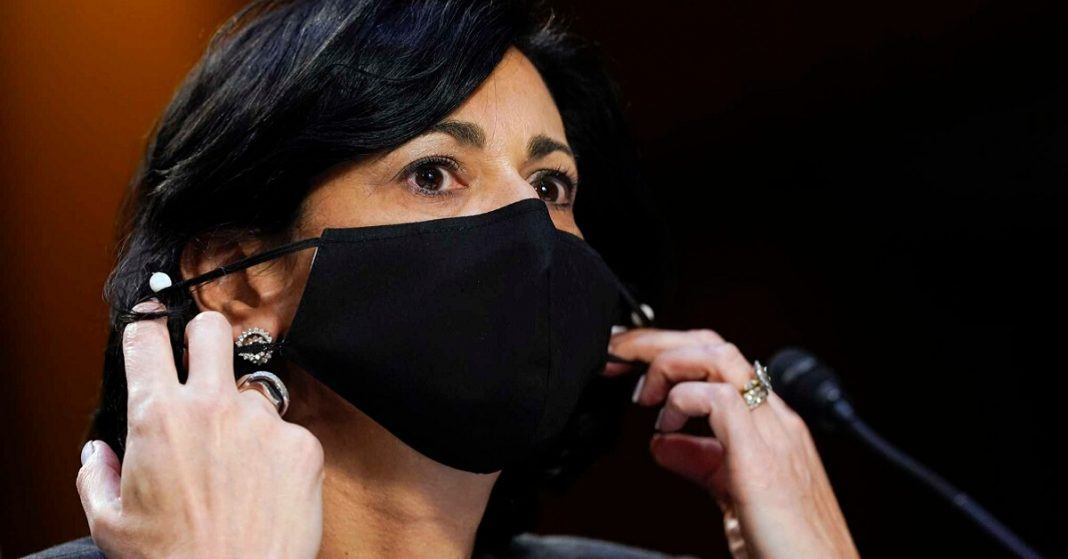 Democrats Rush Towards Implementing Mask Mandates as per CDC Guidelines