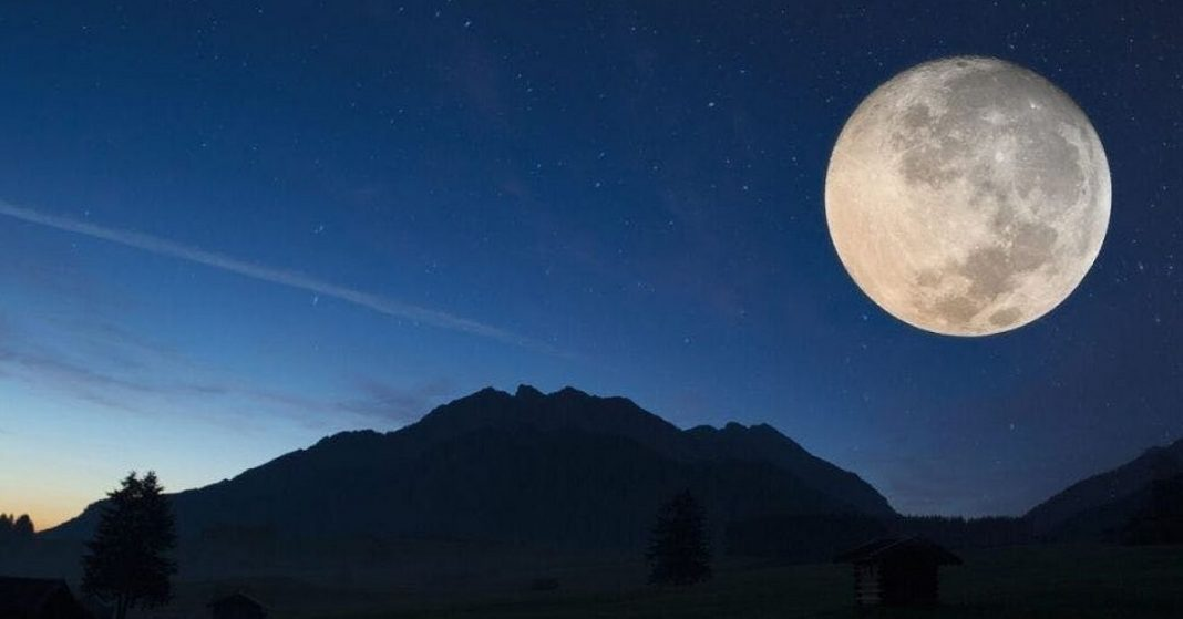 Don't Miss The Full Moon July 2021 - The Buck Moon