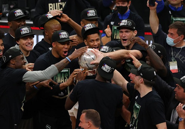 Milwaukee Bucks Makes it to the NBA Finals After Decades