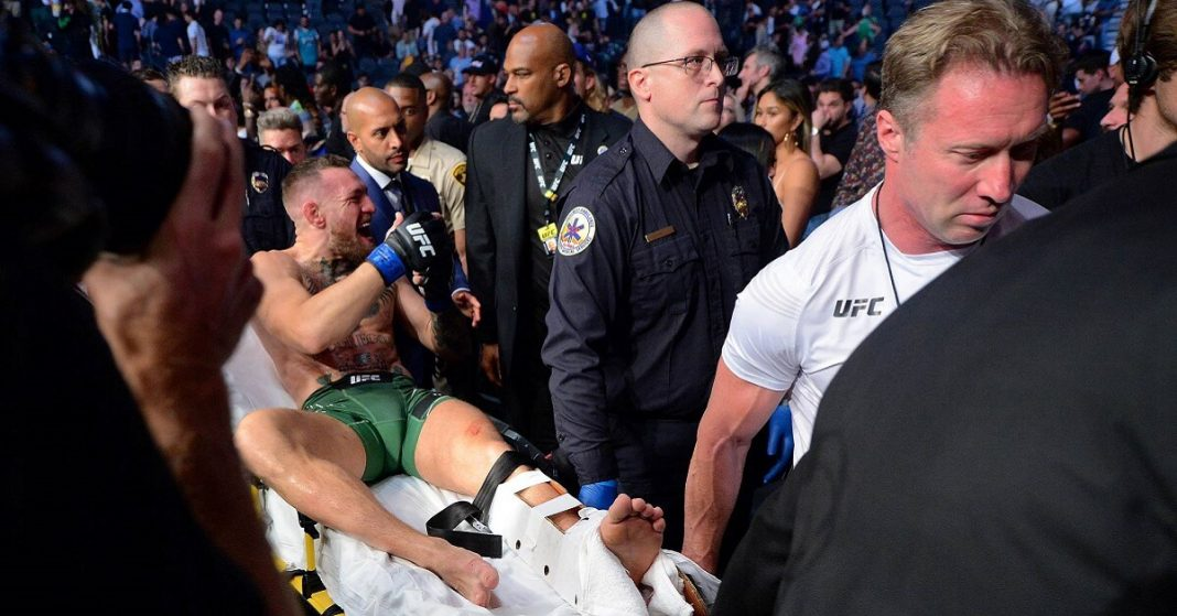 Poirier Defeats Conor McGregor as He Suffers from a Crucial Injury