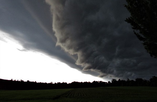 The threat of Derecho issued; as severe weather and intense storms grapples Midwest states