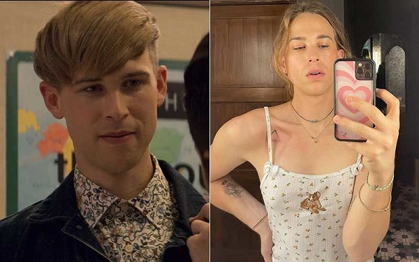Tommy Dorfman reveals herself as a trans woman