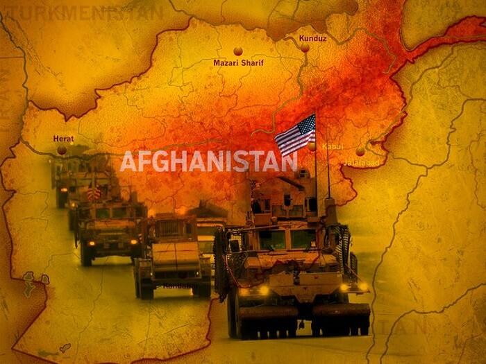 US and Afghan War