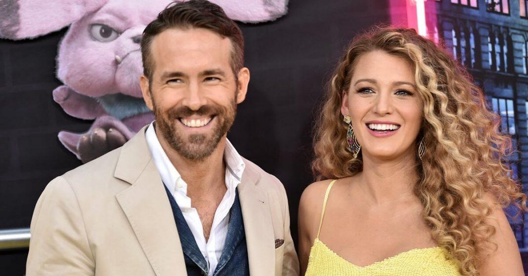 Blake Lively & Ryan Reynolds donated $40 k
