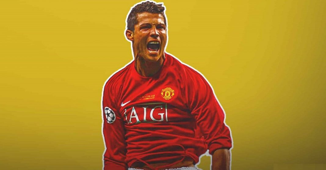 Cristiano Ronaldo is all set to be called the Red Devil