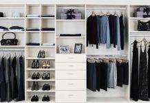 Customized storage spaces