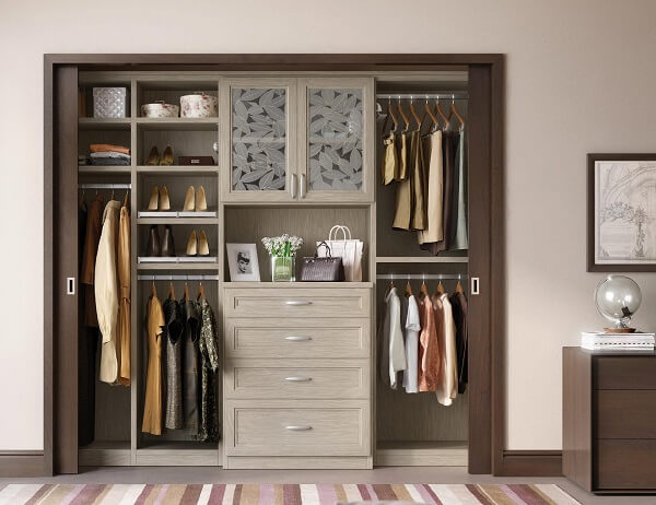 Customized storage spaces What is the California Closets pricing range
