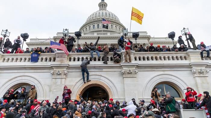 FBI found scant evidence linking to the 2021 Capitol attack