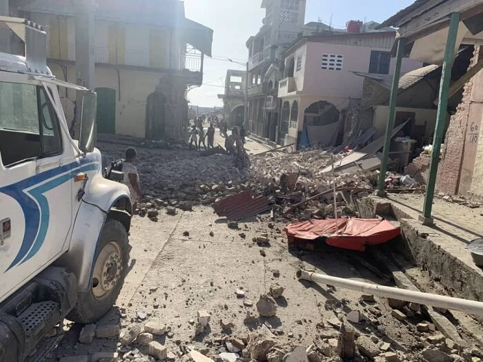 Haiti's Disastrous Earthquake