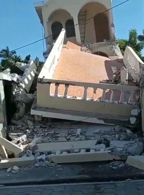 Haiti's Disastrous horrifying Earthquake