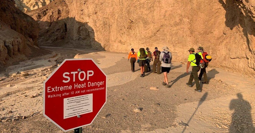 Heatstroke is Suspected in the Death of a California Hiker