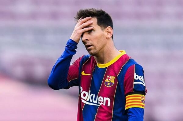Is La Liga behind Lionel Messi's demise from Barca