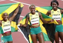 Jamaica on Top with the Jamaican Trio