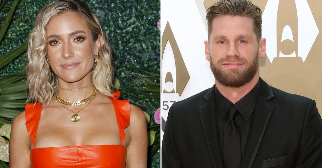 Kristin Cavallari is dating country singer Chase