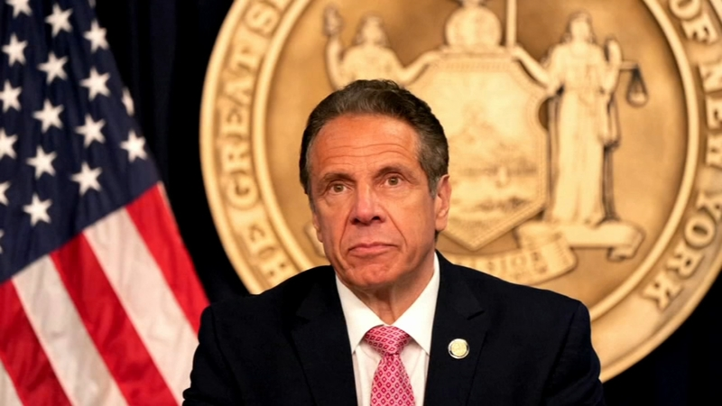 New York Governor Andrew Cuomo resigns in the wake of the sexual harassment scandal!