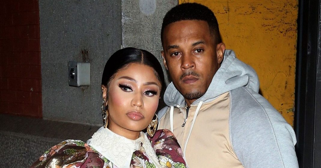 Nicki Minaj's Husband Accused of Rape by a Woman