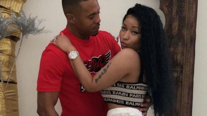 Nicki Minaj's Husband Accused of Rapeby a Woman