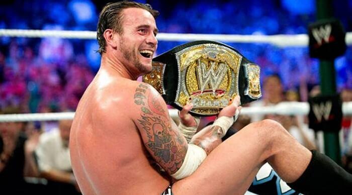 s CM Punk returning to wrestle