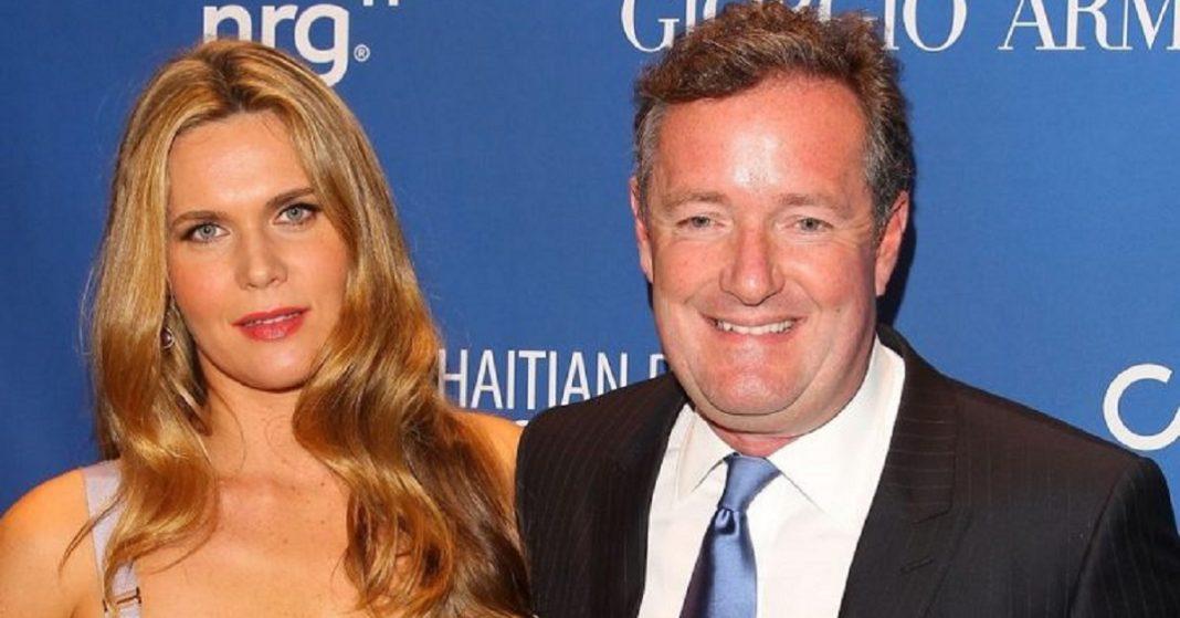 "Piers Morgan's Wife Calls Meghan Markle's Behavior ""Vulgar"""