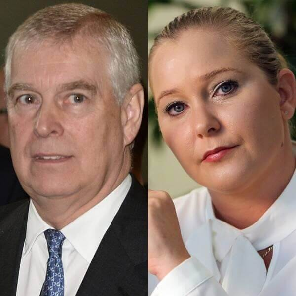 Prince Andrew sexual abuse scandal Virginia Giuffre files lawsuit in the US