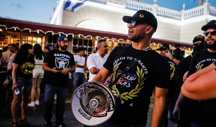 Proud Boys leader pleaded guilty and sentenced to 5 months