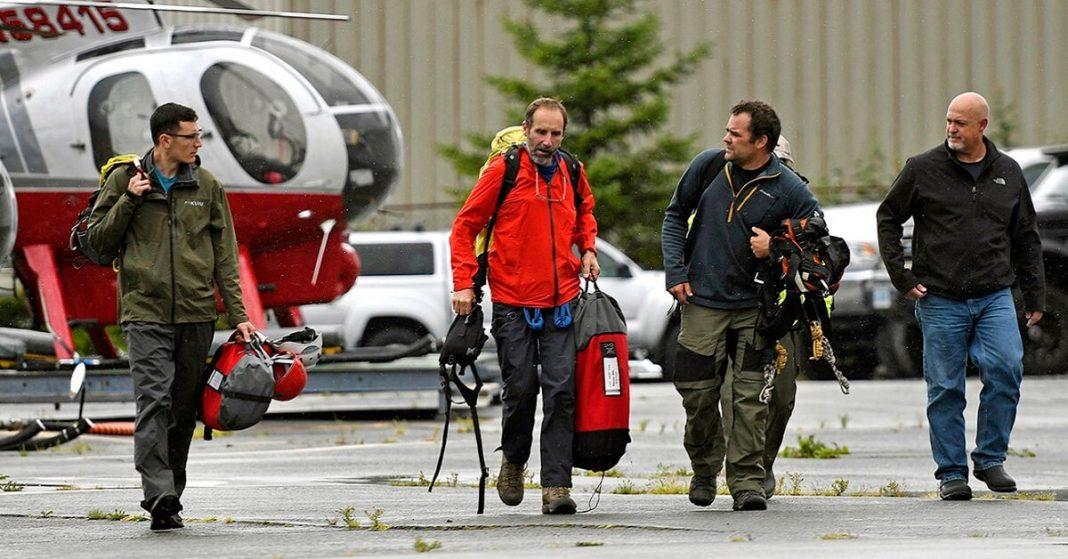 Sightseeing plane crashes in Ketchikan