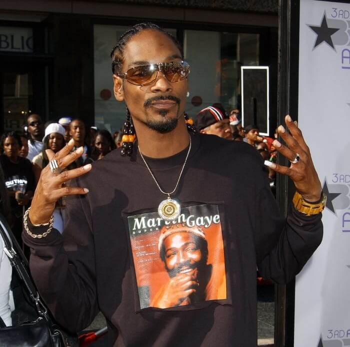 Snoop Dogg in action slams NFL NBA for slave like treatment to black people1
