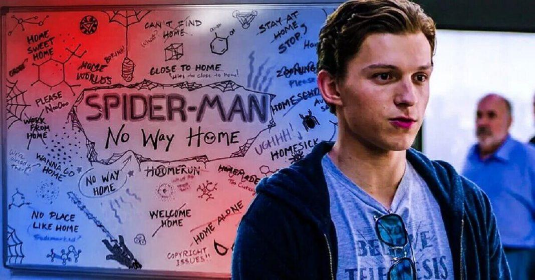 Spider-man 3 No way home – trailer leaked