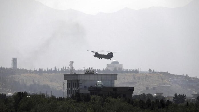 Taliban's rise to power after capturing Afghanistan