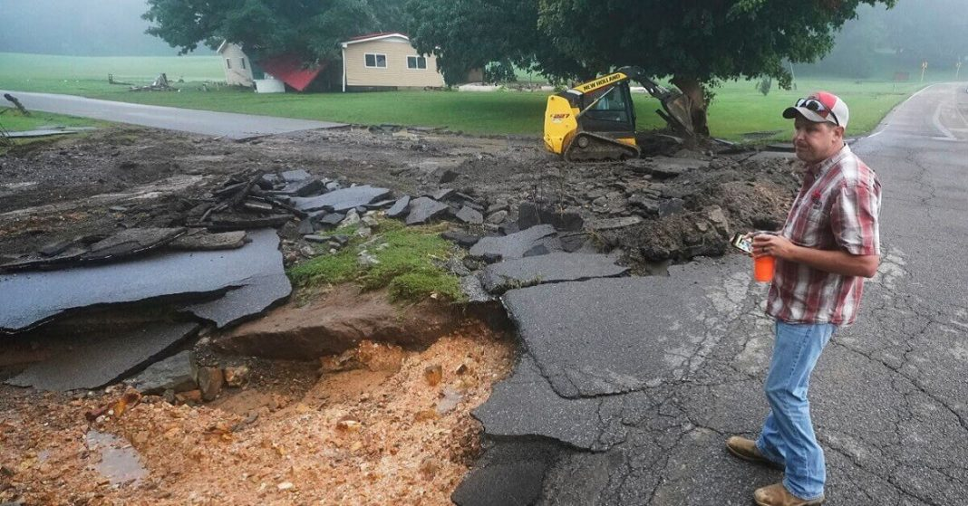Tennessee Flash Flood