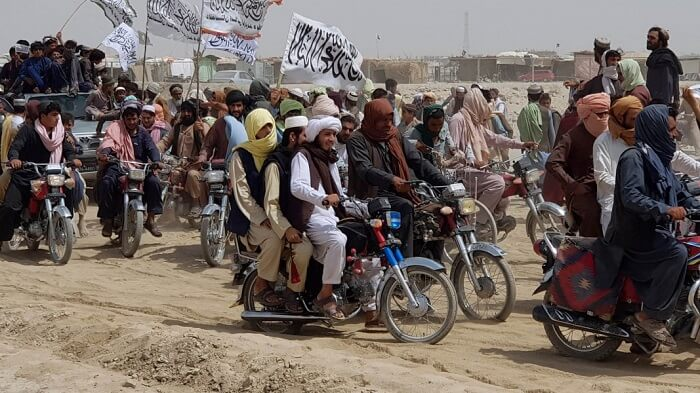 aftermath of the Taliban takeover