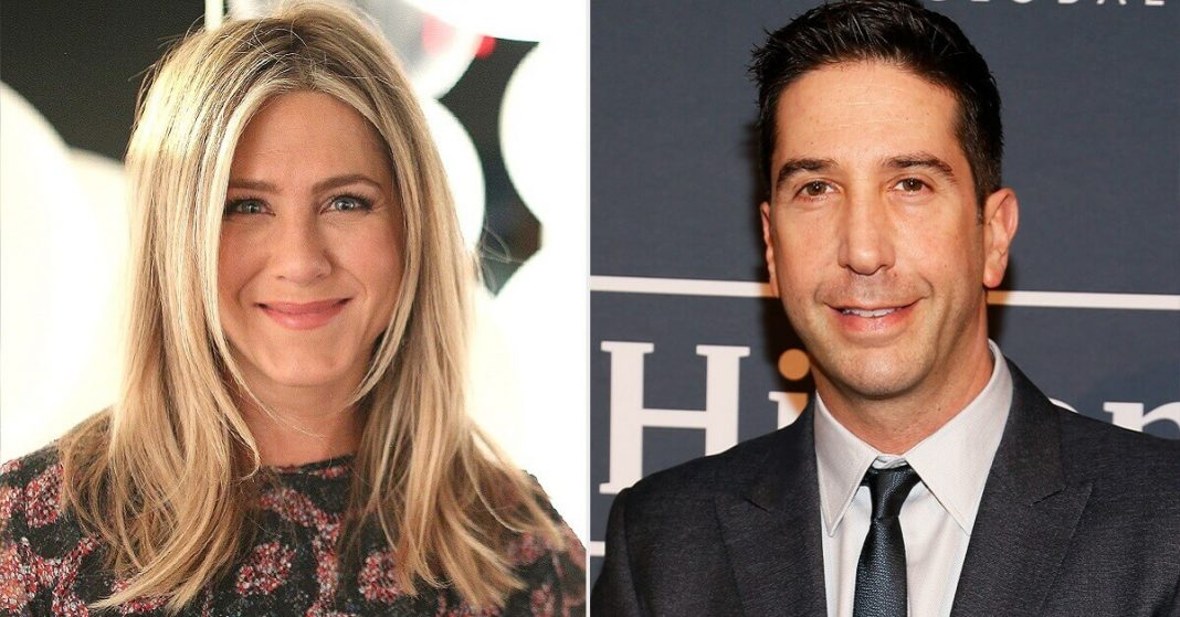 jennifer Aniston and David Schwimmer are rumored dating