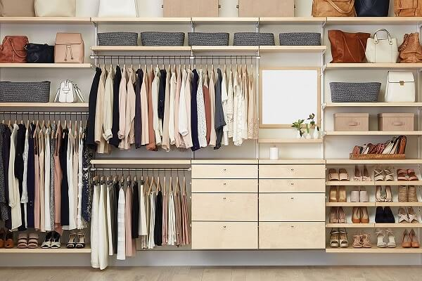 What is the California Closets pricing range 1