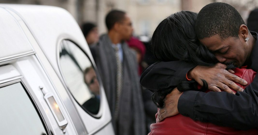 Woman Shot Dead After Attending Friend's Funeral