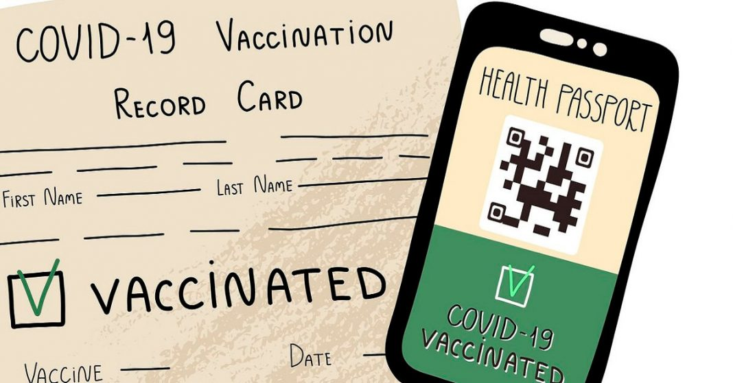 You Need to Carry Your Vaccine Passport With You Now