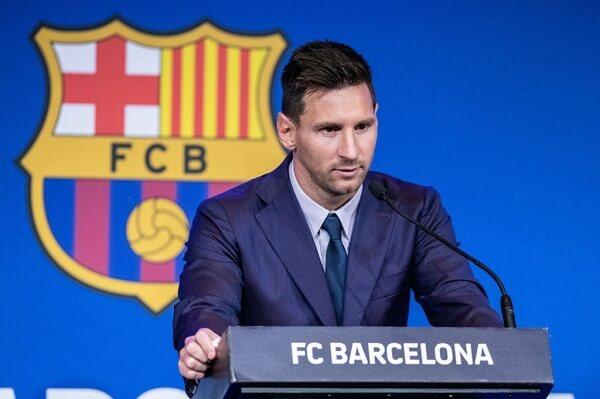 Messi Farewell