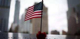 20th anniversary of 911 of USA