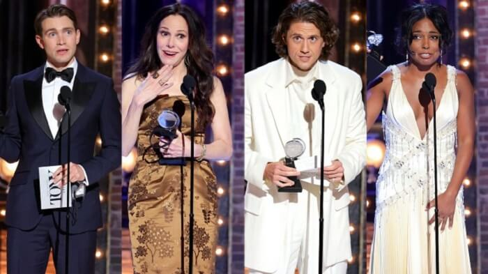 74th annual Tony Awards 2021 winners