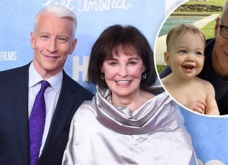 Anderson Cooper not leaving his son