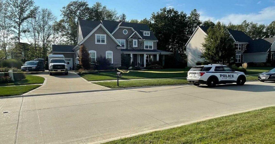 Avon Lake, Ohio police suspected murder-suicide case