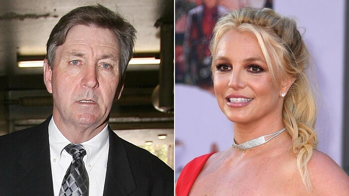 Britney Spears's father terminates the conservatorship after 13 years