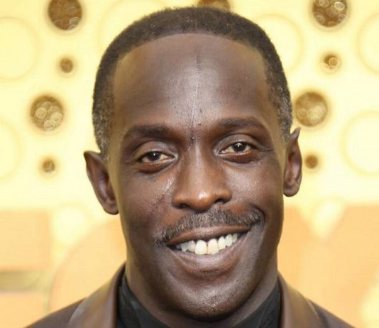 Michael K. Williams's cause of death as drug overdose