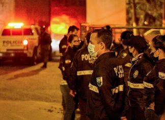 Ecuador gang battle killed 116