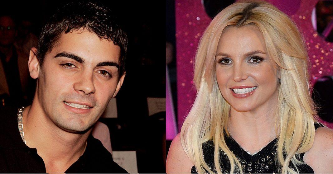 Ex-husband of Britney Spears arrested