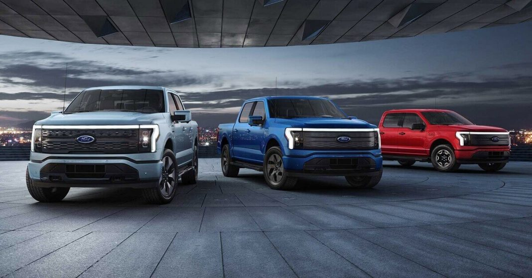 Ford F 150 Lineup