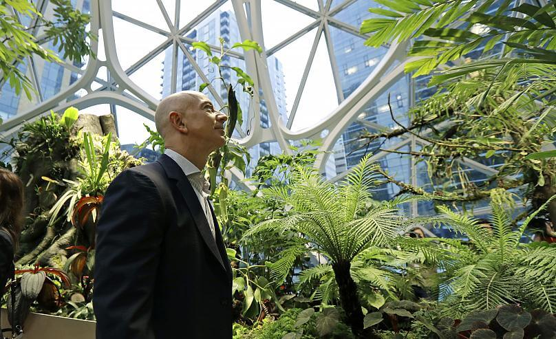 Jeff Bezos Altos Lab