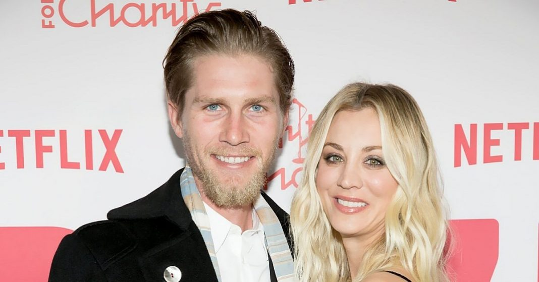 Kaley Cuoco & Karl Cook going on Sepration